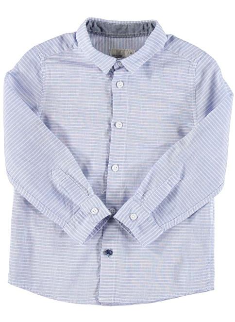 Panço Gömlek Mavi